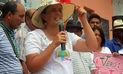 Verónika Mendoza le pide a Ollanta Humala levantar su secreto bancario