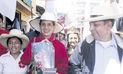 Verónika Mendoza ofrece hacer todo lo posible para que  el fujimorismo no gane