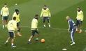 YouTube: Cristiano Ronaldo intentó humillar a Zinedine Zidane   VIDEO
