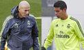 """Zidane sobre James Rodríguez: """"Lo veo comprometido"""""""