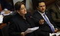 """Lourdes Alcorta: """"No habrá una persecusión política a Ollanta Humala"""""""