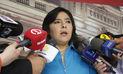 """Ana Jara: """"Es legítimo que auditen cuentas de gobierno de Ollanta Humala"""""""