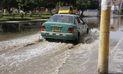 Se inundan viviendas de Chorrillos por desborde del río Surco