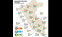 Resultados presidenciales por región