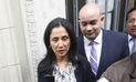 Nadine Heredia apeló dictamen que le impide salir del país por cuatro meses