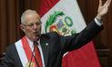 """PPK: """"Hay que desjoder Perú y eso cuesta plata"""""""