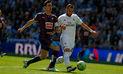 Real Madrid aplastó 4-0 al Eibar y sigue con vida en Liga BBVA | VIDEO