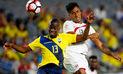 Copa América Centenario: Renato Tapia quiere recuperarse para enfrentar a Brasil