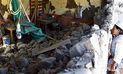 Miedo y desolación en el valle del Colca tras sismo de 5,3 grados