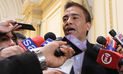 "Roberto Vieira: ""PPK nos ha pedido que superemos los líos domésticos"""