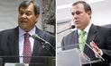 Congreso recibe este martes a ministros Bruno Giuffra y Jorge Nieto Montesinos