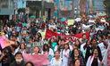 Alumnos de siete universidades marcharán contra 'repartija' del BCR