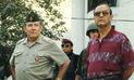 Montesinos y Hermoza Ríos condenados a 22 años por desaparición de tres personas en 1993