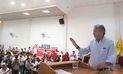 Barnechea reorganiza Acción Popular para elecciones del 2018