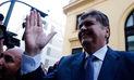"""Alan García: """"Siempre se cuelan corruptos en los gobiernos""""  VIDEO"""