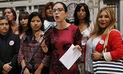 Frente Amplio presenta proyecto de ley de identidad de género