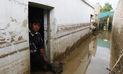 Ministerio de Salud decretó alerta amarilla en zonas afectadas por huaicos