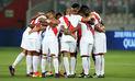 Perú entre las 20 mejores selecciones del mundo en nuevo ranking FIFA
