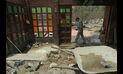 Huaicos mantienen en zozobra a pobladores de Chaclacayo y Chosica