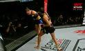 UFC 207: Ronda Rousey regresó y se fue en 48 segundos al perder por TKO ante Amanda Nunes   VIDEO
