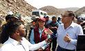 MTC anuncia rediseño de infraestructura vial afectada por huaicos en Arequipa | VIDEO
