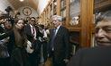 Vargas Llosa llega mañana para entregar seis mil libros