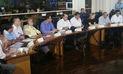 Las cifras que dieron los ministros desde el COEN en el último reporte por huaicos en Perú