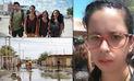 Facebook: el desesperado llamado de cuatro chilenos atrapados por huaicos en el Perú  VIDEO