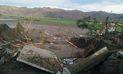Decenas de pobladores aislados por huaicos claman por ayuda en Chimbote
