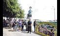Nuevo Chimbote: rinden homenaje a héroe Juan Valer Sandoval