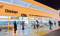 Aeropuerto de Chiclayo anunció restricción de vuelos por trabajos de mantenimiento