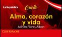 """""""Alma, corazón y vida"""", canción de Adrián Flores Albán"""