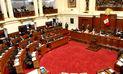 """Congreso aprueba ley que deroga el """"Paquetazo ambiental"""""""