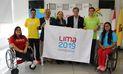 Lima 2019 tiene nuevos embajadores
