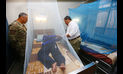 Militares FAP con dengue se recuperan en Lima