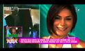 Evelyn Vela descubre infidelidad de su pareja con integrante de 'Combate' [VIDEO]