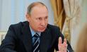 """Vladimir Putin: """"No soy mujer, así que no tengo días malos"""""""
