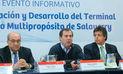 MTC: modernización del Puerto Salaverry dinamizará la economía regional