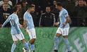 Manchester City apabulló al Feyenoord por 4-0 en Holanda por el Grupo F de Champions League [VIDEO]