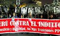 En Arequipa, el 53% le dice no al indulto de Alberto Fujimori