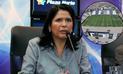 Alianza Lima: Susana Cuba afirma que explanada de Matute no pertenece al club