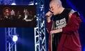 Bad Bunny: artista sufre aparatosa caída en pleno concierto [VIDEO]