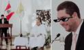 """Repechaje Perú vs. Nueva Zelanda: la """"petición a Dios"""" de un hincha peruano en pleno matrimonio [VIDEO]"""