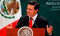 Twitter: extraña mancha en cuello de Enrique Peña Nieto causa revuelo en redes sociales