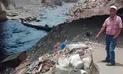 Alcalde no hace nada por evitar la contaminación del río Rímac [VIDEO]