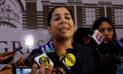 Úrsula Letona niega haber dicho lo que sí dijo sobre Odebrecht y Keiko Fujimori
