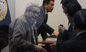 Tribunal define mañana sanción para Abimael Guzmán por amenazar a procuradora
