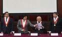 Tribunal Constitucional: El informe final contra los magistrados