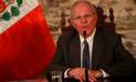 Gobiernos Regionales exigen prudencia a actores políticos al hablar de la situación de PPK