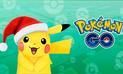 Pokémon Go: revelan las novedades que traerá el evento de Navidad